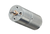 Gearhead dc motor