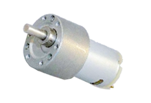 small dc gearbox motor