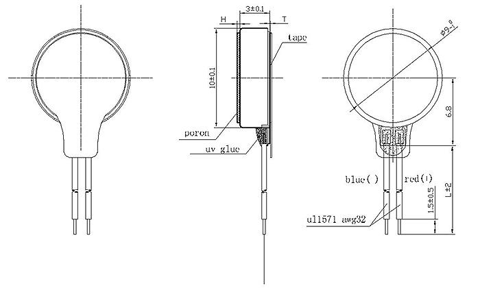 coin vibration motor
