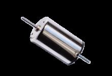 12×20mm coreless motor dual shaft