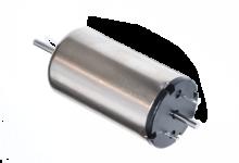 16mm two shaft coreless motor