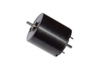 1718 coreless motor dual shaft