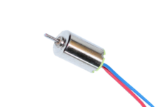 6mm coreless motor
