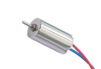 Micro mini coreless motor
