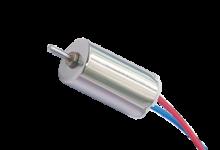 Micro mini coreless motor