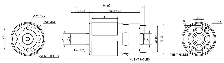 rs 775 dc motor