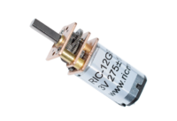 Micro metal gear motor
