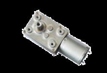 46 mm worm dc gear motor